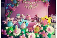 Party ideas / by †Perla Flores†