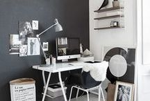 Home Office / by Hayley Southwood