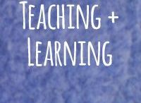 Teaching + Learning / Fascinating pins about teaching and learning. #education #lessons #learningstyles #skills #experience