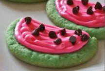 Cookie Designs / by Teri Lott