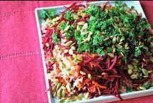 Salads: Fall/Winter
