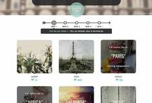 Web wonders / Webdesign Inspiration / by Sofia Pinheiro