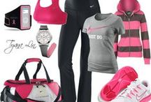 Closet - Workout Gear / by Teri Lott