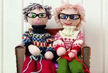 DIY knit - stricken / do it yourself - focus on knitting