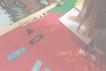 Language & Word Study- Montessori Elementary at Home