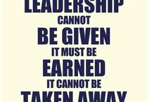 Leaders and Teachers / Inspire. / by H BM