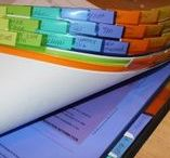 Artfully Organised / Bring on the colourful organising!