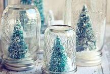 DIY xmas - Weihnachten / do it yourself christmas decoration - Ideen für Weihnachten