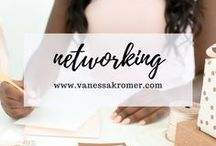 Networking / female business owner networking