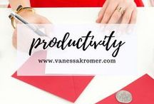 Productivity / Productivity tips for female entrepreneurs and women business owners