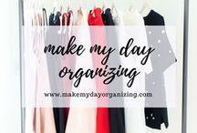 Make My Day Organizing Inspiration