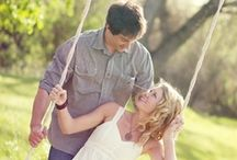 Photography ~ Couples ~ Engagement / The love between two special people.