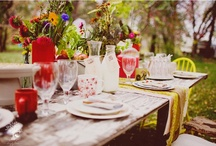 Let's throw a party! / I have always loved throwing a party and bringing out my creativity to the fullest!  Great ideas for inspiration.