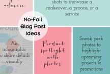 Marketing & Blogging Tips