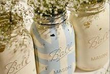 Mason Jar Love / For the love of the old mason jar!