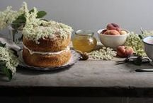   Cake Art   / Beautifully decorated cakes. Layered cakes, naked cakes, with flower toppings and perfect frostings.