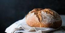   Bread   / Photos of beautiful loaves of bread plus bread baking tips.