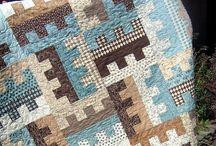 Quilts e Patchworks / Coisas que amo