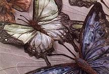 Butterflies / by Linzie Stites