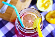 Drink / Who's thirsty? Here's a board w/drinks I've made or want to make! / by Jenn's Adventures
