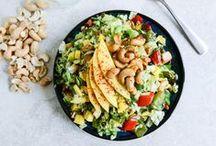 Recipes: Salads / by Valeria Necchio