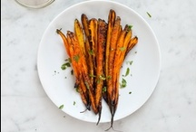 Recipes: Sides / by Valeria Necchio