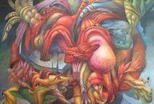 Surreal Art Blair Walker