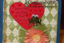 Custom Creations / Check out my blog at http://acreativejourneywithmelissa.blogspot.com/ or check out my Facebook Business Page at https://www.facebook.com/pages/A-Creative-Journey/146653672077197 for more ideas and inspiration or allow us to create for you today!