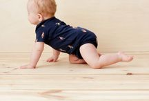Baby Boy's Fashion / by Anna Pagès