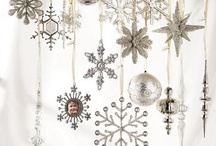 Icy Snow - Christmas Trends 2012 / by Bell'Agio Casa