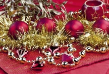 Dreaming of a red Christmas - Christmas Trends 2012 / by Bell'Agio Casa