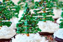 Christmas Cakes ~ Christmas Cookies ~ Gingerbread Houses ✯✶❊
