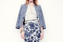 Professionally Chic / Collection of inspiring looks to wear to work.