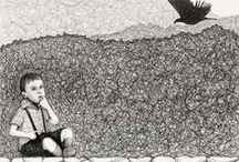 """Il Diario di Yakov / - Illustrazioni tratte dallo storyblog di fantascienza contadina """" Il diario di Yakov """"     - Illustrations drawn from science fiction storyblog peasant """"The Diary of Yakov"""""""