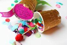 Kids Party Ideas / by Yanira Garza