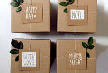 cards + gift wrapping