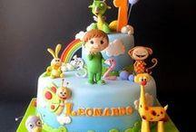Baby TV birthday / by Ivette Rodriguez-Ramsumair