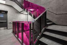 · pink · / · minimal · design · inspiration ·