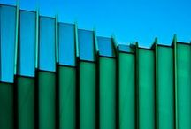 · green · / · minimal · design · inspiration ·