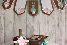Stampin' Up! Banners / Get creative and decorate your home with banners for celebrations and the holidays.