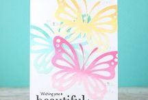 Stampin' Up! Cards I Want to Make / I'll use current Stampin' Up! products and copy the layout, color combination or an embellishment from these cards.