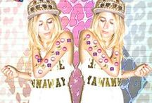 LONDON LOVES LA x CANDYLAND / London Loves LA Candyland Lookbook TEENAGE RUNAWAY FOREVER