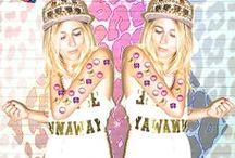 LONDON LOVES LA x CANDYLAND / London Loves LA Candyland Lookbook TEENAGE RUNAWAY FOREVER