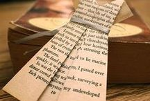 Projects from Newspapers and Book Pages / Creating with newspaper, book pages or Typeset Specialty Designer Series Paper