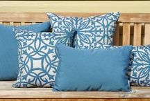 Outdoor Cushions / Outdoor Cushions | Contemporary homewares reflecting the fresh colours of Australia, for stylish outdoor entertaining & summer living | shop @ OutdoorInteriors.com.au
