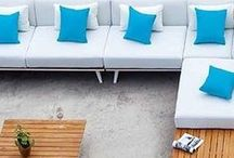 Outdoor Style / Outdoor Style from Instagram | Contemporary homewares reflecting the fresh colours of Australia, for stylish outdoor entertaining & summer living | shop @ OutdoorInteriors.com.au