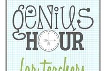 Genius Hour Ideas / Hey, there!  Are you looking for ways to ramp up your students' learning?  Genius Hour might just be what you may be looking for!  Come on in and look around!!!