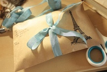 Pretties for my Pretties / Brown paper packages tied up with string. / by Kyla