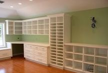 Favorite Places & Spaces / Wish list of favorite rooms.  / by Elaine Mazzo