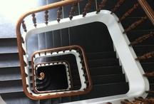 halls, stairs, entries / by debra szidon